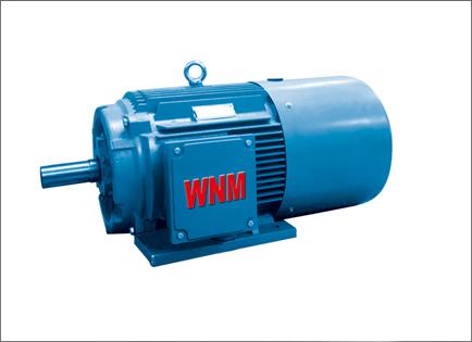 YZC系列低振动低噪声三相异步电动机