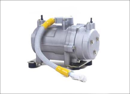 WX系列电动空调用压缩机电机